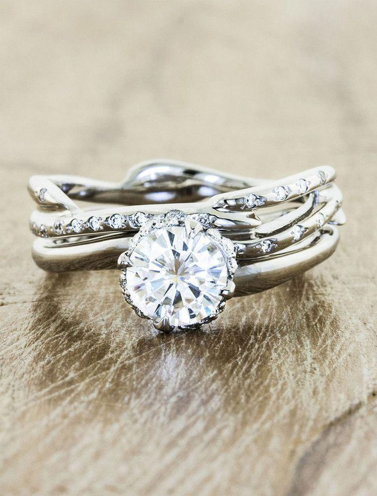 Asian style wedding rings blonde teen