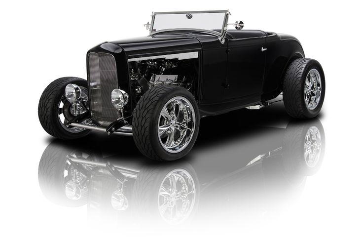 1932 Ford Hi-Boy Black