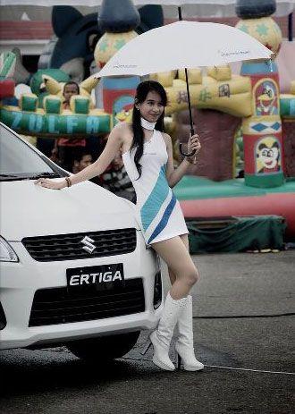 Suzuki Ertiga akan menjadi andalan semua dealer mobil Suzuki baik yang berada di Jakarta ataupun dikota-kota lainnya di Indonesia