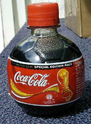 British UK Coca-Cola Coke FIFA 2006 Football Plastic Bottle - NEW & UNOPENED!  | eBay