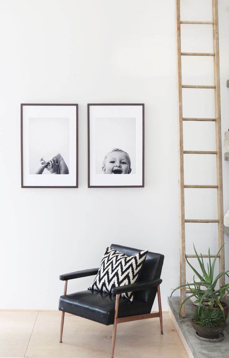 Interiors, inspired. Complete your corner with @artifactuprsng's new Custom Framing. American-made, archival prints, and real hardwoods. What will you create?