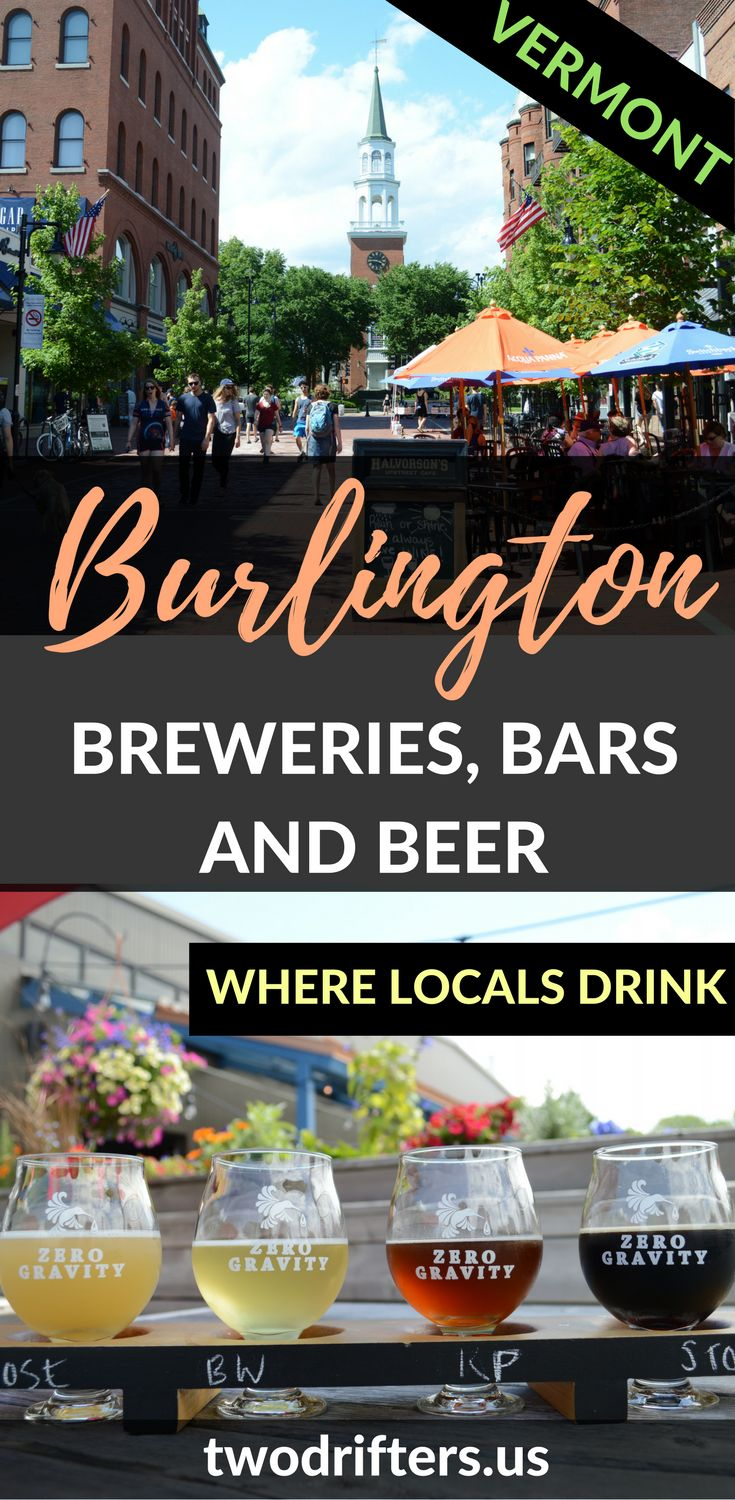 Find the best in Burlington Vermont beer. Our guide shares the top Burlington VT breweries and bars. Where to drink in Vermont? It's all right here.