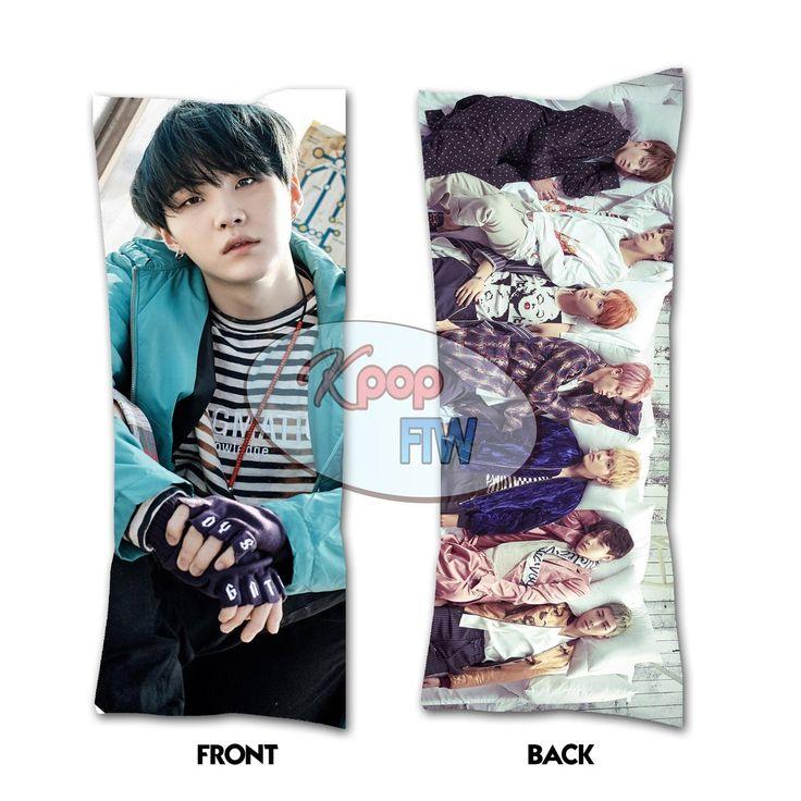 #BTS You Never Walk Alone Suga Body Pillow