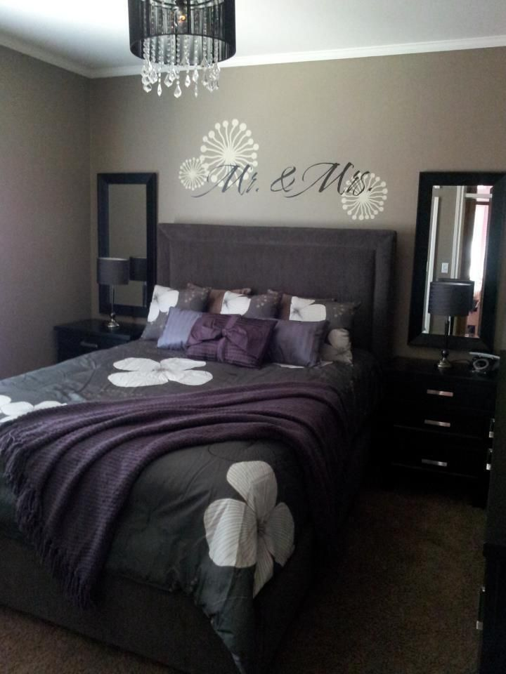 best 25 couple bedroom decor ideas on pinterest bedroom 11316 | ade4db991b281a1581679fc8eb8c4d45 purple bedrooms beautiful bedrooms