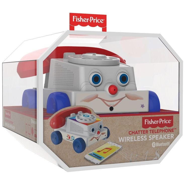 Fisher-Price Classic Chatter Telephone Wireless Speaker | Collections | Great Gifts  - Cracker Barrel Old Country Store