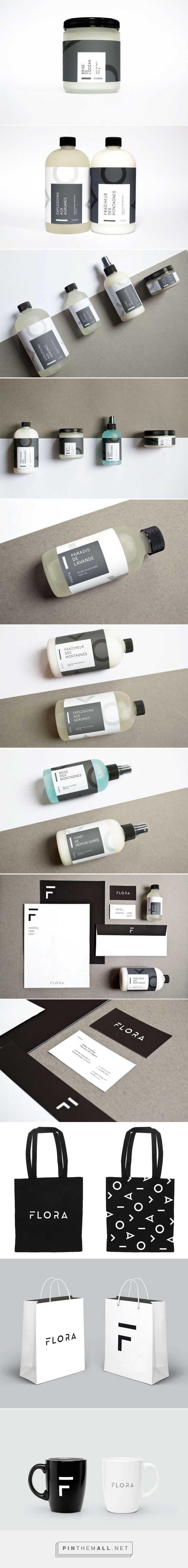 Flora on Behance by Josée Provost curated by Packaging Diva PD. School project…