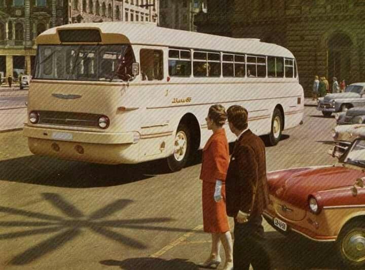 Budapest (azt hiszem), 60-as évek