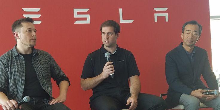 Tesla CEO Elon Musk to give a talk at a Gigafactory event next week #Tesla #Models #car #Automotive #cars #Autos