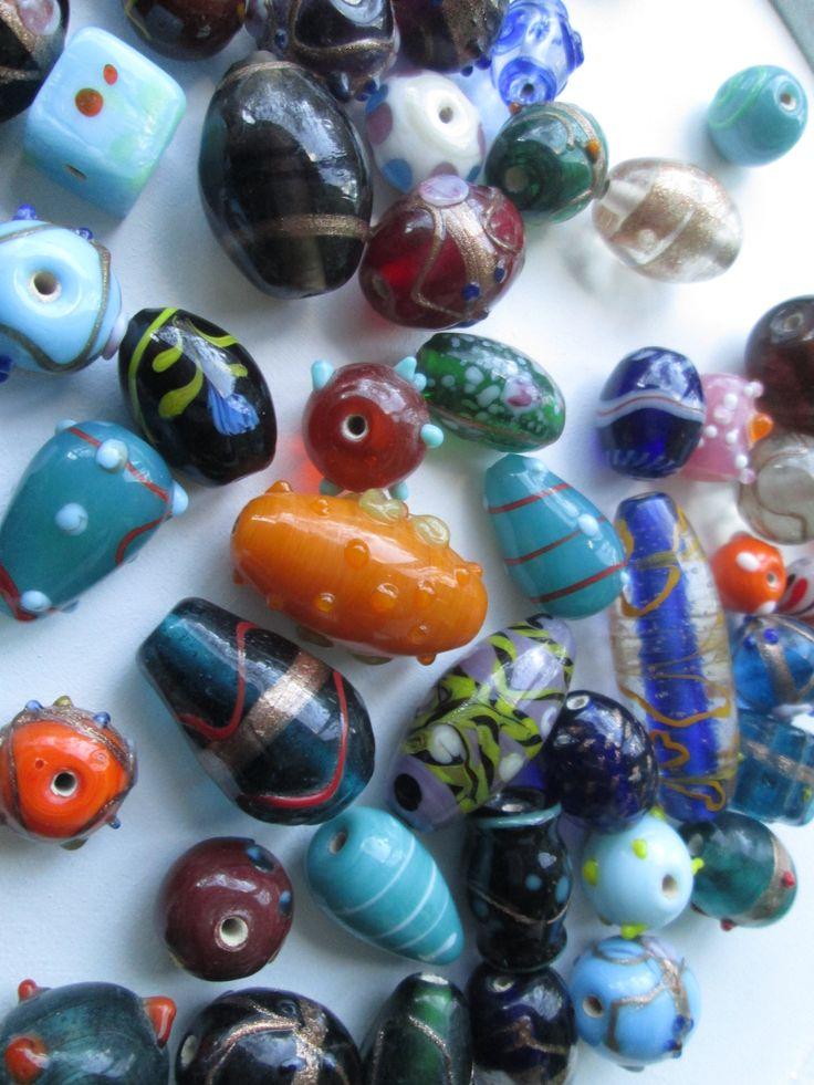 Formas, colores y texturas....