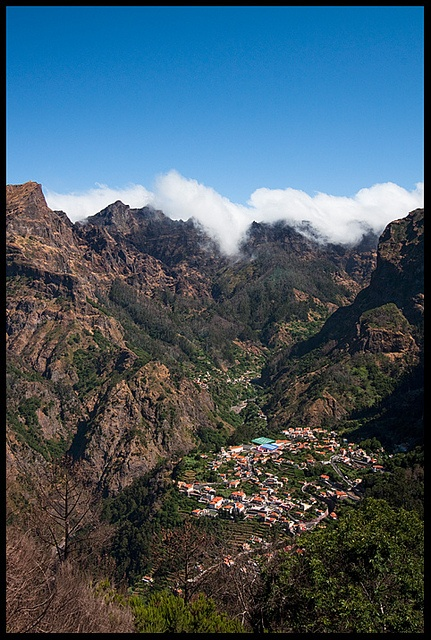 Curral das Freiras, Madeira Island, Portugal  by sand_bcn, via Flickr