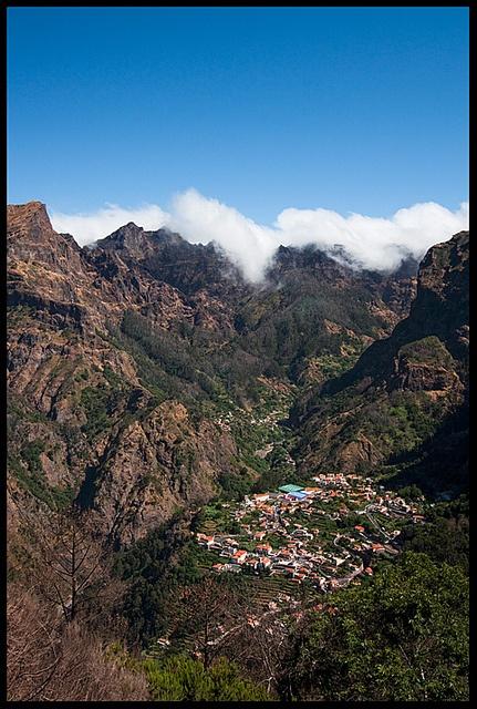 Curral das Freiras, Madeira Island, Portugal  by sand_bcn, via Flickr