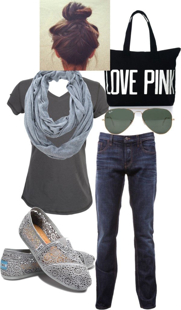 """My Back to School Look"" by fiercekat on Polyvore"