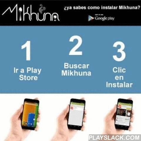"""Mikhuna - Info De Restaurantes  Android App - playslack.com , Si te gusta la comida china, pollo a la brasa, italiana, ensaladas, pizza, sushi, hamburguesas, o cualquier otra de tus comidas favoritas. ¡Descarga gratis la aplicación """"Mikhuna"""" (Comida en Quechua)! y encuentra toda la información de los restaurantes de tu Ciudad:CARACTERÍSTICAS DE LA APLICACIÓN:• Horario de atención.• Promociones.• Tipo de comida.• La carta.• Ubicación en google maps.• Teléfono…"""
