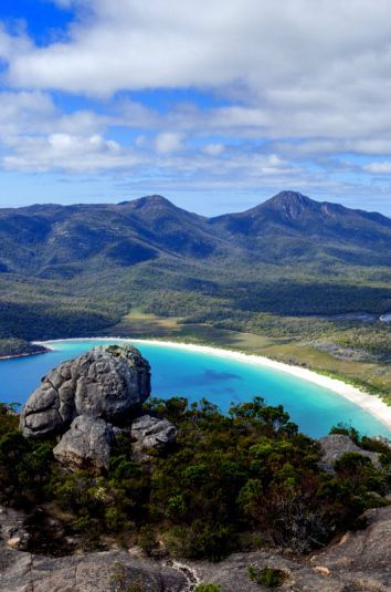 Freycinet is a world-renowned National Park and the best destination to discover Tasmania's rich natural beauty. It is home to Wineglass Bay, named one of the top 10 beaches in the world.