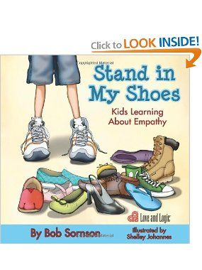 Stand in My Shoes: Kids Learning About Empathy by Bob Sornson Ph.D
