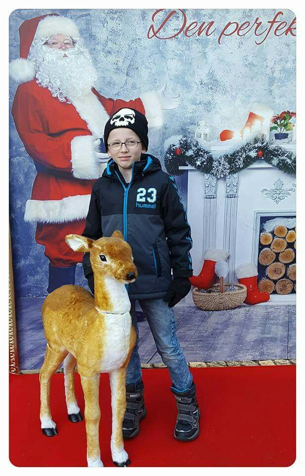 Julemand og tobias