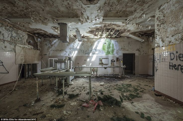 Inside The Haunted Halls Of An Abandoned Long Island