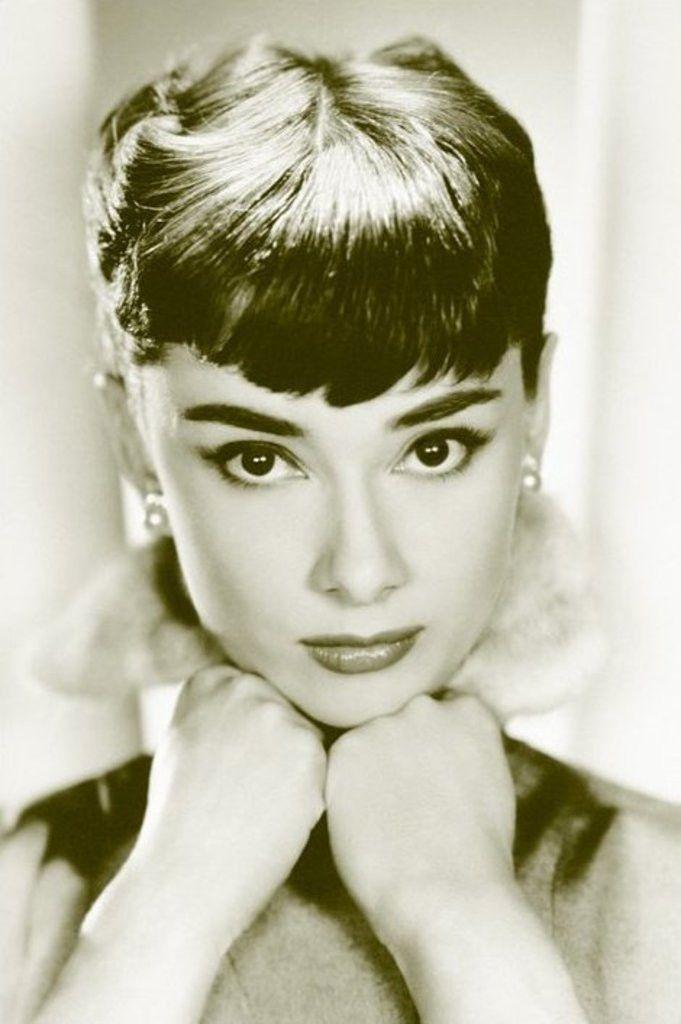Audrey Hepburn - Sepia - Official Poster