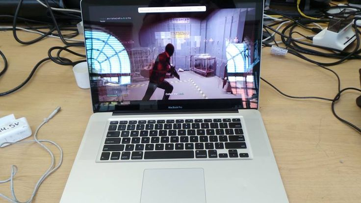 MacBook Pro unibody (15-inch, Late 2011) A1286 MD318LL/A AMD Radeon HD 6750M graphics card repair