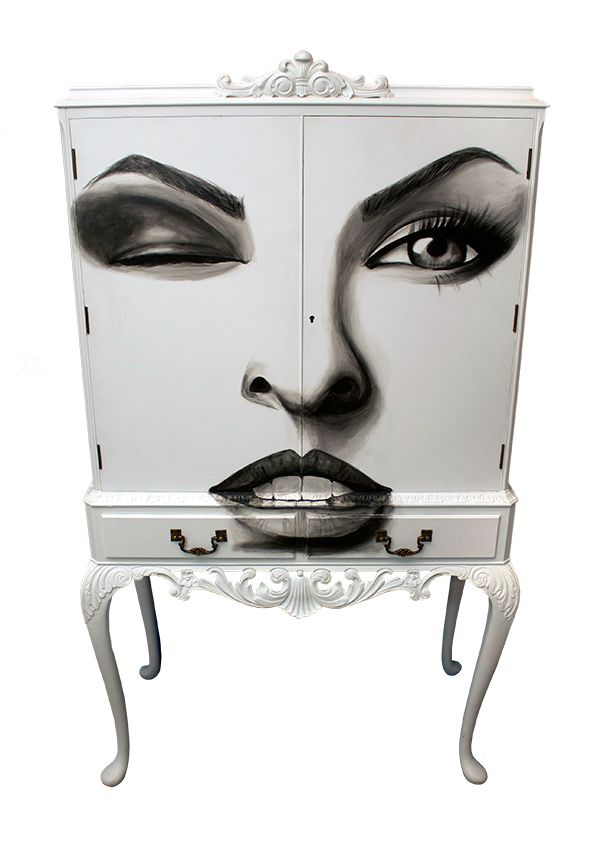 416 Best Images About Second Time Around On Pinterest Chairs Suitcases And Decoupage Chair