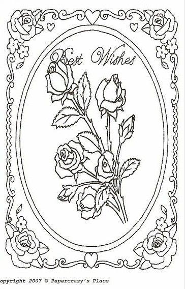 Pin de Maria del C. Pérez en Marcos de hojas | Tarjetas españolas ...