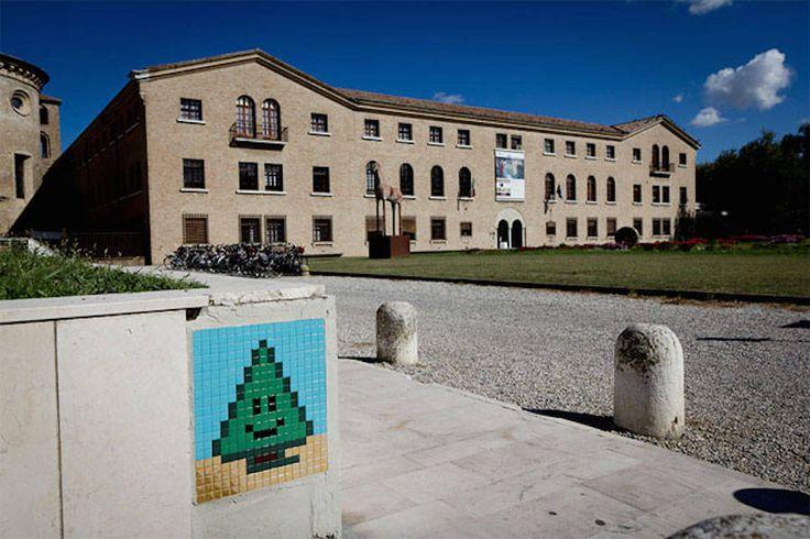 Pixelated Invasions Street-Art in Italy – Fubiz Media