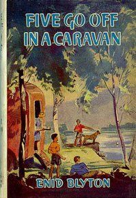 The Famous Five: fantastic adventures and their own island! I couldn't get enough of these stories!