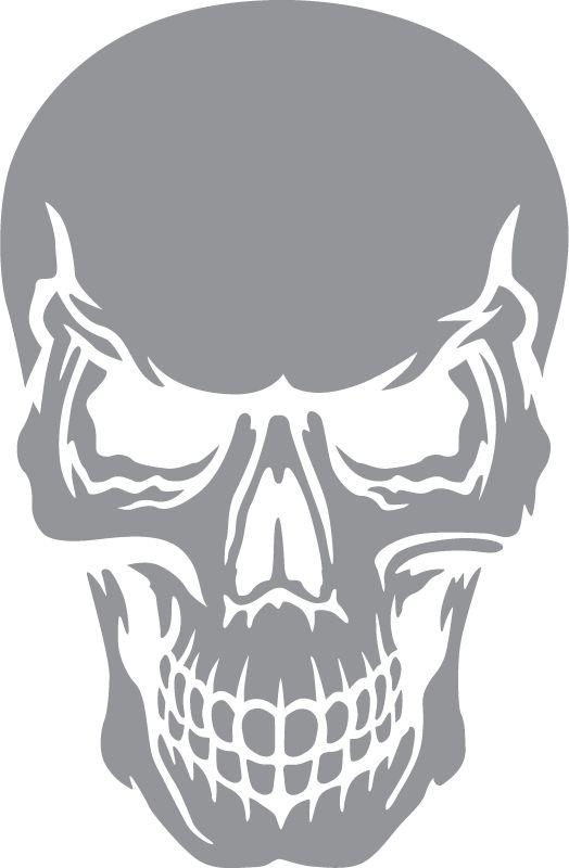 Best 20 Skull Stencil Ideas On Pinterest Skull