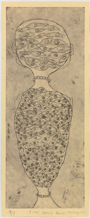 Louise Bourgeois, I See You!!, 2008