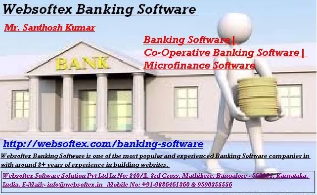 Websoftex Banking Software is one of the most popular and experienced Banking Software companies in with around 3+ years of experience in building websites. Banking Software to adjust your document imaging and document management requirements. Our team is committed to sharing and development outstanding customer support, and building trusted relationships.