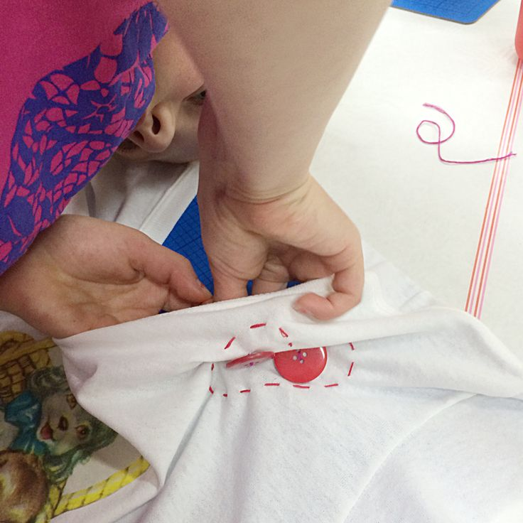 Kids workshop styling shirts! www.vanonzetafel.nl