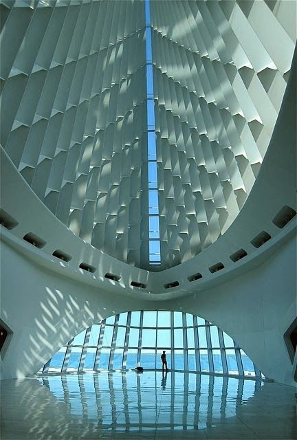 Join buildyful.com - the global place for architecture students.~~Milwaukee Art Museum