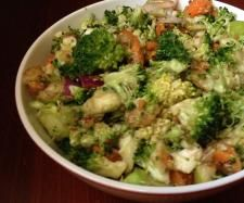 Australia Day Salad | Broccoli Salad - Dairy Free | Official Thermomix Recipe Community