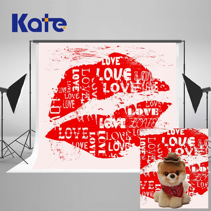 Find More Background Information about Kate 10x10ft Valentine'S Day Photography Backdrop Red Lip Backgrounds For Photo Studio Microfiber Washable Fantasy Backgrounds,High Quality Background from kate Official Store on Aliexpress.com