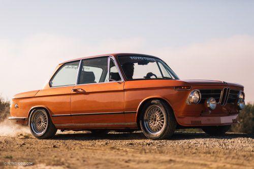 This BMW 2002 Tii Stroker Is Prowling The Streets Of Los Angeles • Petrolicious