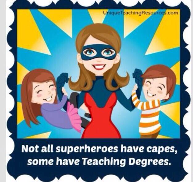 superhero teachers super hero pinterest teaching