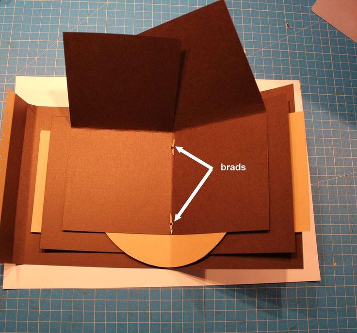 Comme promis voici le tuto du mini destructuré : ETAPE 1 Découper dans du bazzil : 1rectangle : 29.5 cm x 15.5 cm 1 rectangle:...