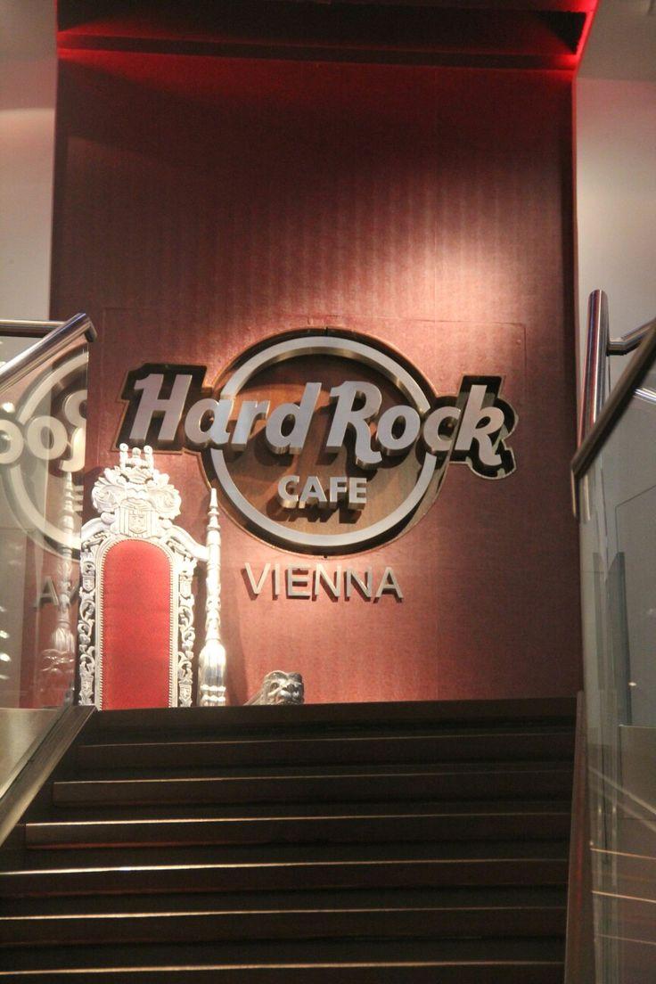 Hard Rock Café in Wien #travel #Wien #Vienna #HardRock