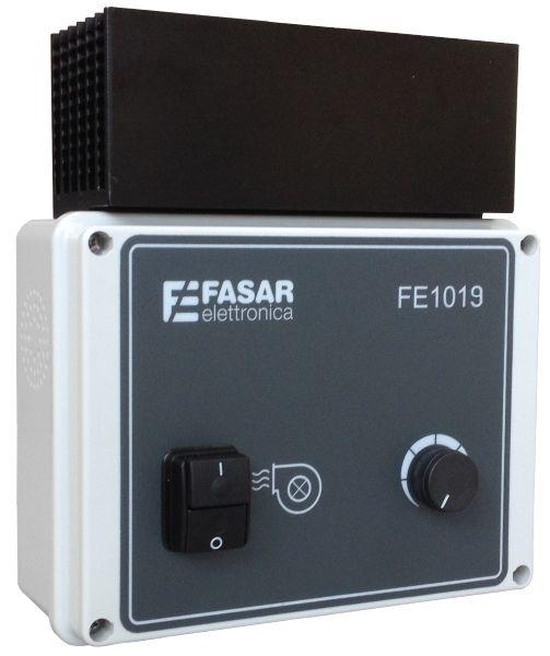 Single-phase inverter for Industrial aspiration FE1019