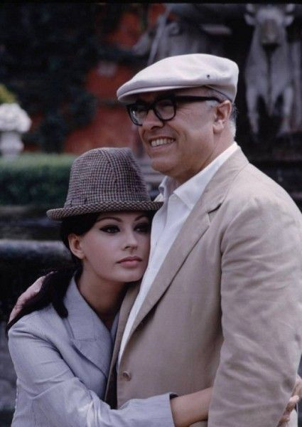 Carlo Ponti_  Sophia Loren