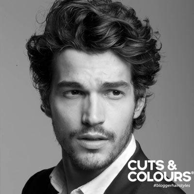 The Perfect Hairstyle voor mannen met een natuurlijke slag & dik haar