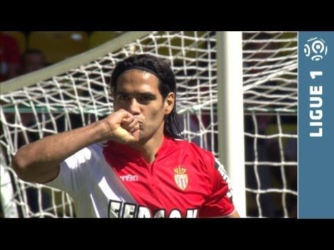 FOOTBALL -  But Radamel FALCAO (6' pen) - AS Monaco FC - FC Lorient (1-0 - 2013/2014 - http://lefootball.fr/but-radamel-falcao-6-pen-as-monaco-fc-fc-lorient-1-0-20132014/