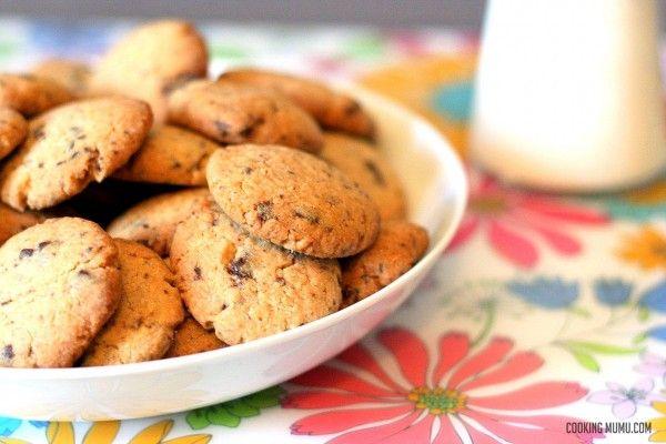 Cookies (4 jaunes)