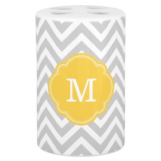 Many people have opted to bring the Chevron pattern into their bathrooms. Take a look at some of the trendy Chevron bathroom decor products available today.