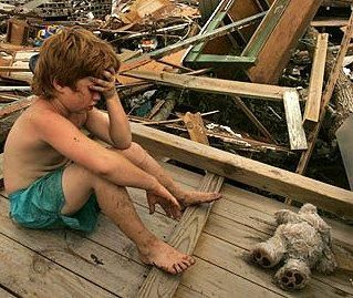 Blog of lessons learned from HURRICANE KATRINA