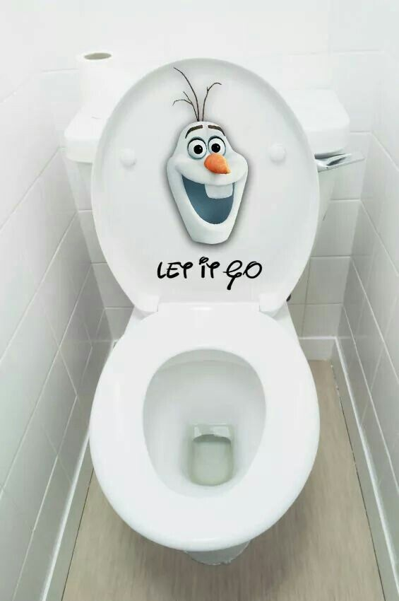 Perfect for potty training:
