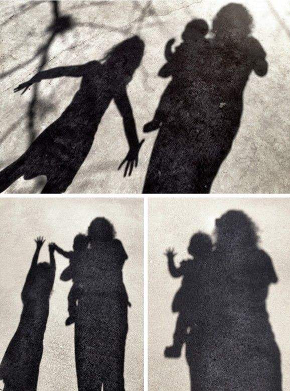 Groundhog Day Shadows!
