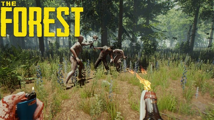 THE FOREST ONLİNE - YENİDEN BAŞLIYORUZ