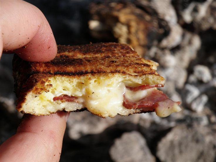 85 Best Images About Campfire Pudgy Pies On