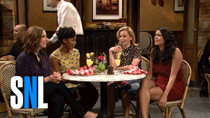 """Four women (Elizabeth Banks, Cecily Strong, Vanessa Bayer, Sasheer Zamata) share which aspects of their lives are """"so ghetto."""" Subscribe to the SNL channel f..."""